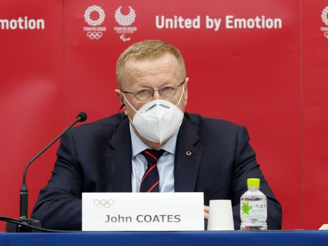 Laut IOC-Mitglied John Coates sollen die Spiele ein reiner Business-Trip werden.