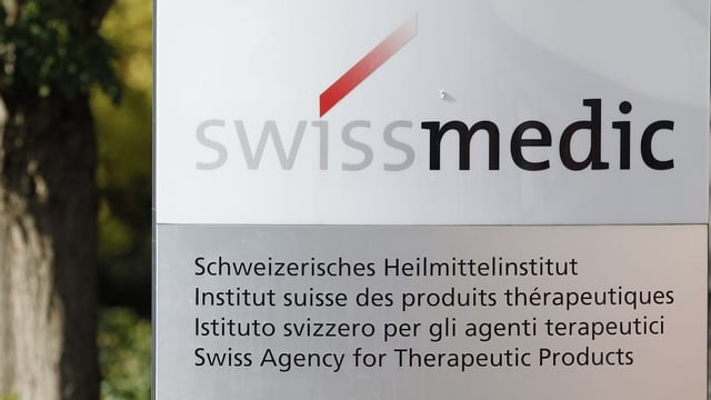 Logo Swissmedic.
