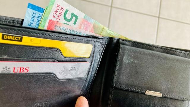 Debitkarte am meisten verbreitet