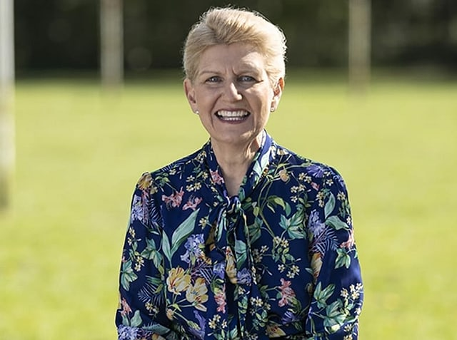 Debbie Hewitt.
