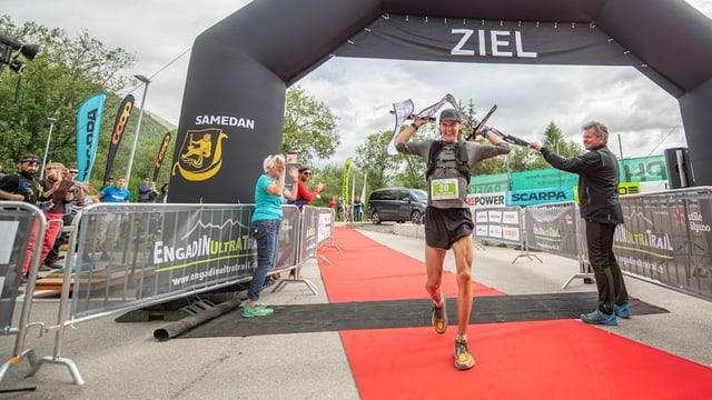 Gian Marchet Schicktanz: La fascinaziun da currer