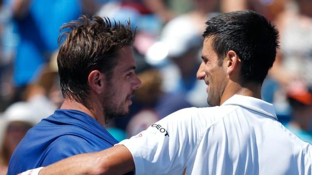 A Novak Djokovic è uschia la revantscha per il final dal French Open grategiada.