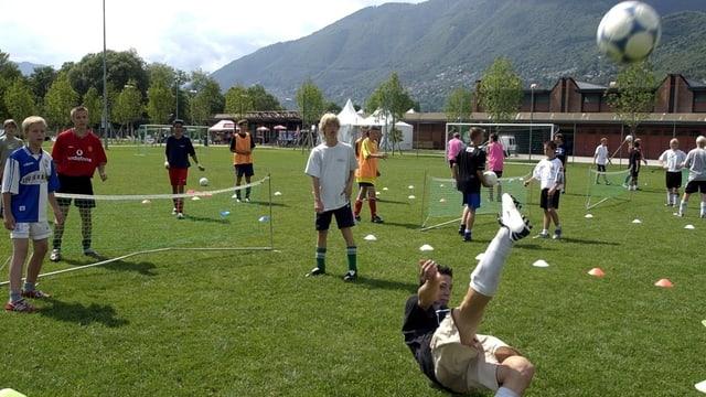 In Zuchwil sollen in einer ersten Phase vor allem junge Sportlerinnen und Sportler aus der Region gefördert werden.