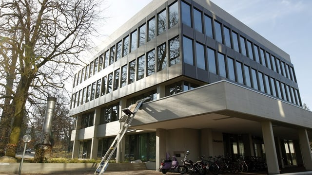 Gebäude Obergericht