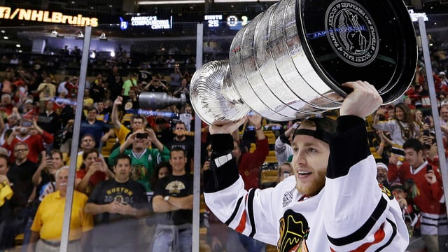 Wer sichert sich 2014 den Stanley Cup?