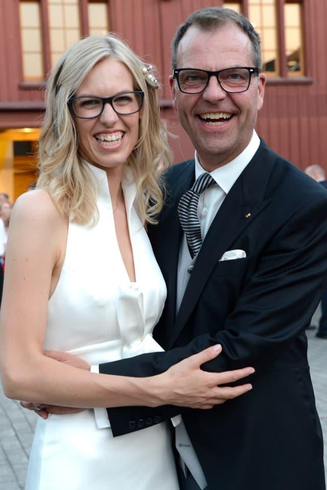 Peter und Sabine Pfändler