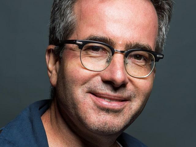 Politjournalist Matthias Meisner im Bild.