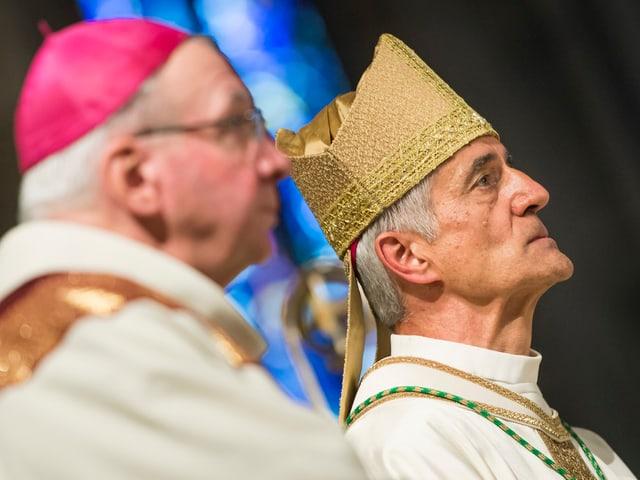 Ein Bischof.