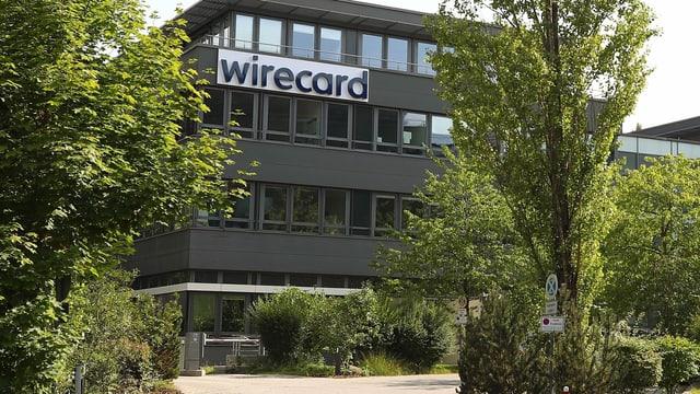 Wirecard-Hauptsitz bei München