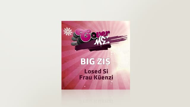 Cover me: Big Zis