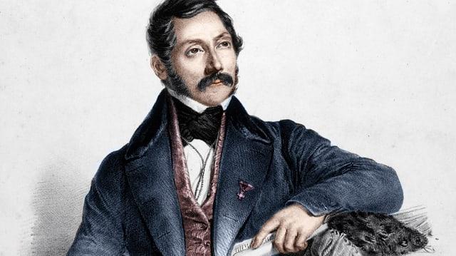 Porträt von Relice Romani