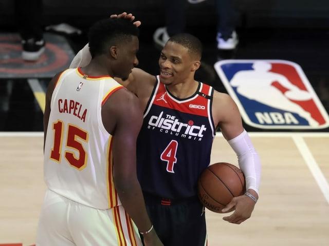 Basketballer.