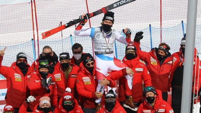 Nationenwertung geht erneut an die Schweiz