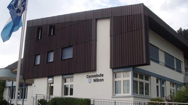 Gemeindehaus von Wikon