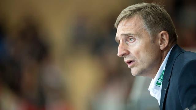 Weber fungierte schon mehrmals als Coach der Austria-Hockeyaner.