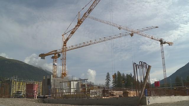 plazzal da construcziun