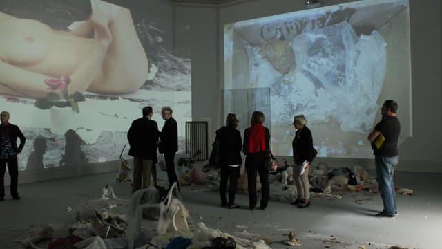 Ausstellung Kunsthalle Bern.