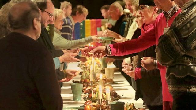 Video «Ökumenischer Pfingstgottesdienst in Basel» abspielen