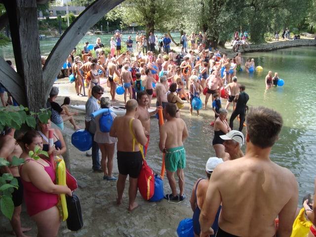 Rheinschwimmen