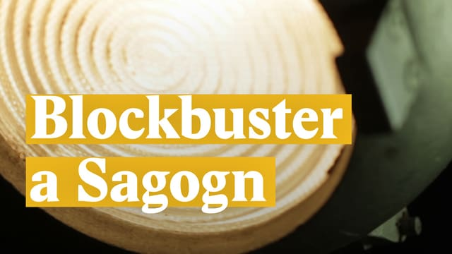 Laschar ir video «Blockbuster a Sagogn»