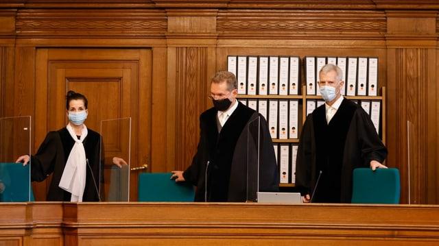 Richter im Tiergartenprozess