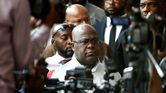 Tshisekedi zum Wahlsieger erklärt (Artikel enthält Audio)