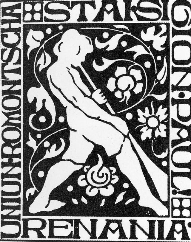 Emblem da la Renania creà 1931