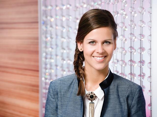 Melanie Oesch.