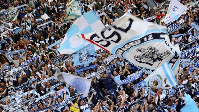 Lazio Rom Fanblock