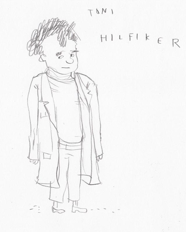 Cand. Med. Toni Hilfiker.