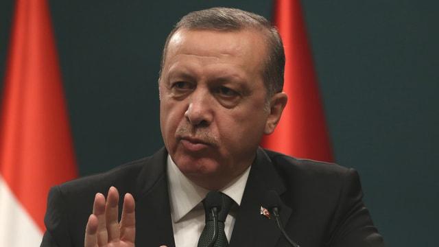 il president Recep Tayyip Erdogan.