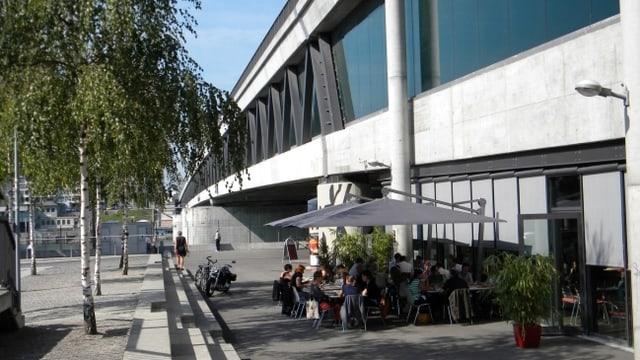 Jugendzentrum Dreirosen