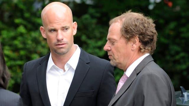 Radprofi Stefan Schumacher gibt zu, jahrelang systematisch gedopt zu haben.