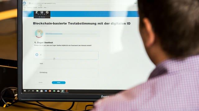 E-Voting: Der Kanton St. Gallen will sein System umstellen.