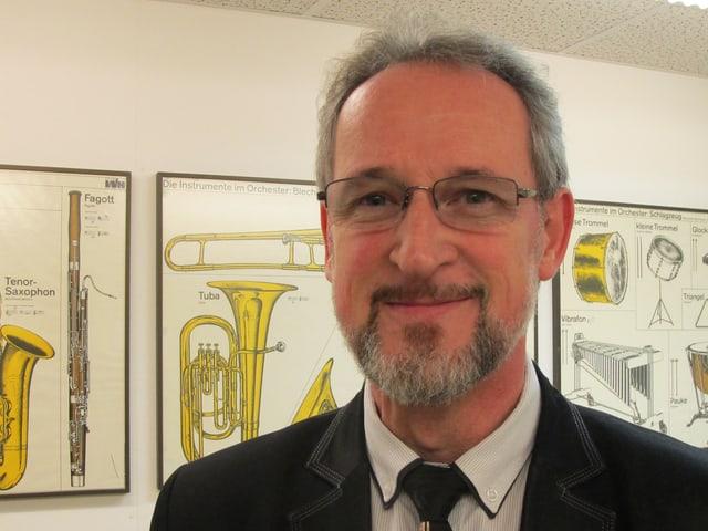 Porträt Roland A. Huber BDP