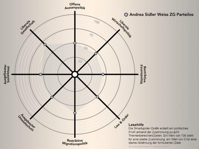 Smartspider Andrea Sidler Weiss.