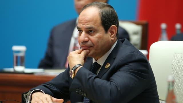 Ägyptens Präsident Abdel Fattah al-Sisi.