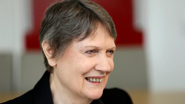 Helen Clark.