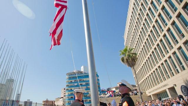 La bandiera dals Stadis Unids.