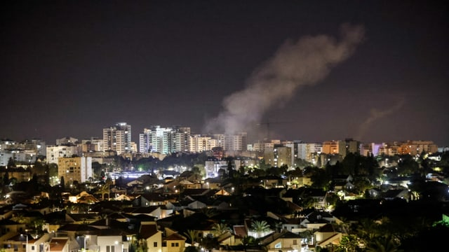 Israel verschärft Angriffe auf den Gazastreifen