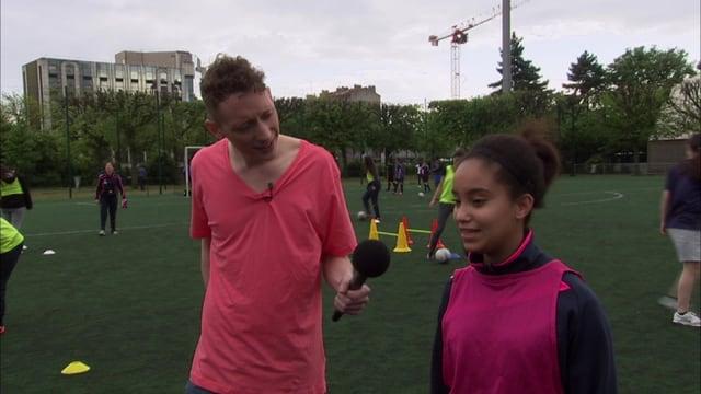 Video «Alors demande!: Le sport (7/15)» abspielen