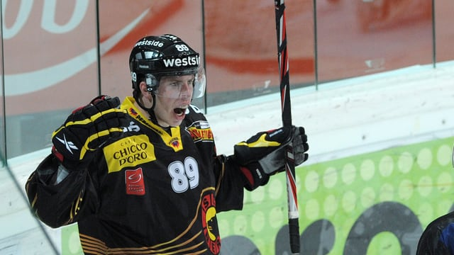 Pascal Berger möchte mit dem SCB den Pokal wieder in die Hauptstadt holen.