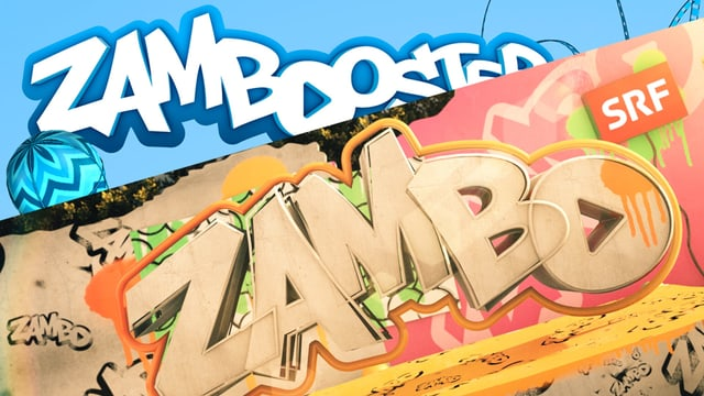 Das alte und neue Zambo-Logo