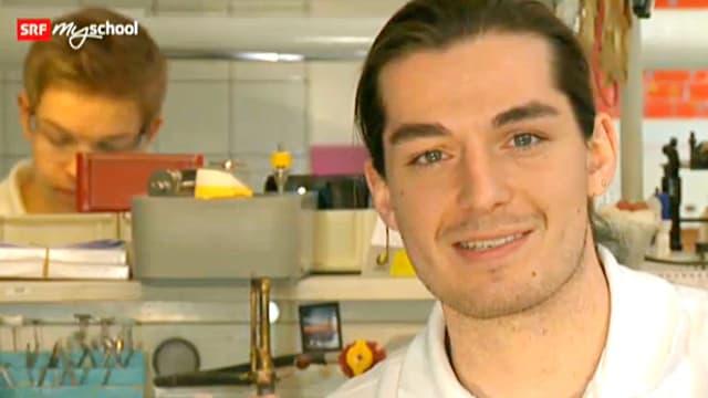 Video «Berufsbild: Zahntechniker» abspielen
