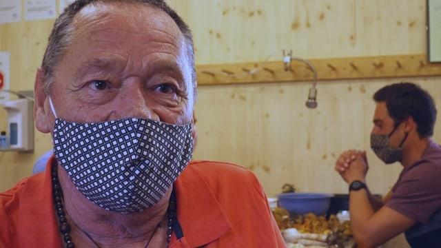 Bulieus: Men «Funghi» chala suenter 40 onns sco controllader