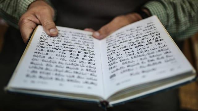 In um gidieu legia en la thora, la bibla ebraica.