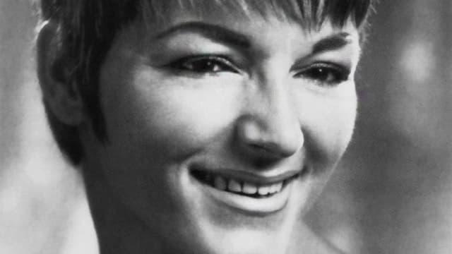 Elsie Bianchi Brunner im Porträt.
