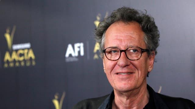 L'actur Australian, Geoffrey Rush vegn a giugar la rolla da Alberto Giacometti.