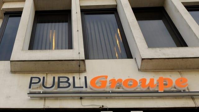 Logo der Publigroupe.