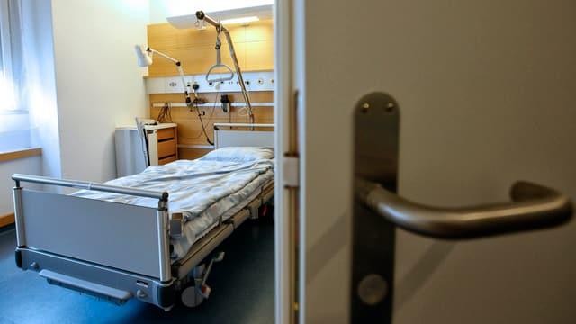 Spitalzimmer